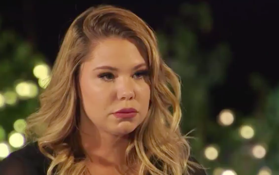Kailyn Spills the Real Reason She's Keeping Chris Away From Lux