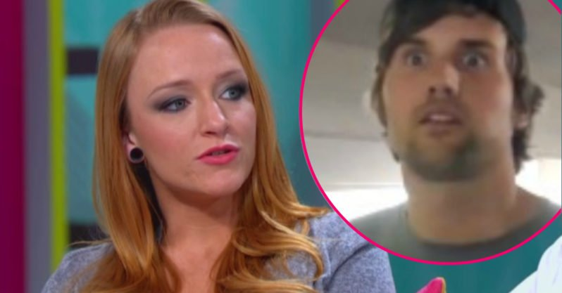 Maci Bookout Granted a Restraining Order Against Her Violent Baby Daddy!