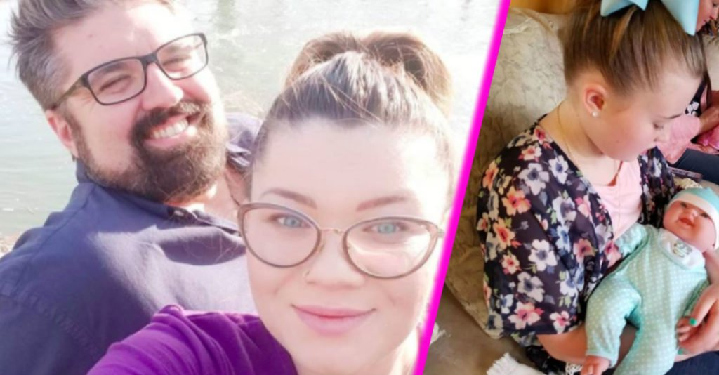 Amber Portwood Gives Birth to Baby No 2 Check Out the Adorable Picture