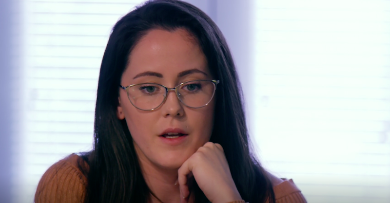 jenelle evans concerned talking header mtv