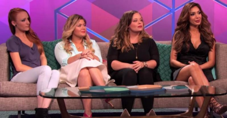 'Teen Mom' Couple is Officially Over