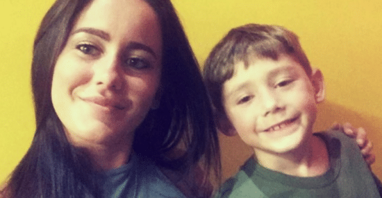 Jenelle Opens Up About Jace's Custody Plan
