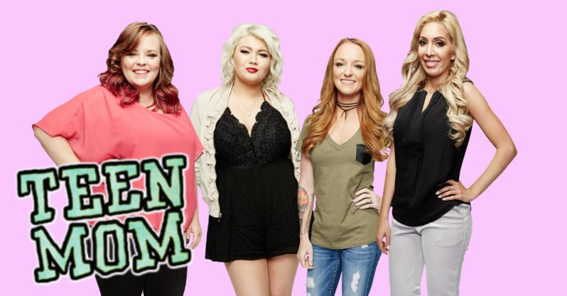 'Teen Mom' Star Opens up About Being Abused by Her Fiancé for Years