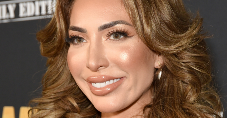 Farrah Abraham Believes Global Illness Is A Government Conspiracy