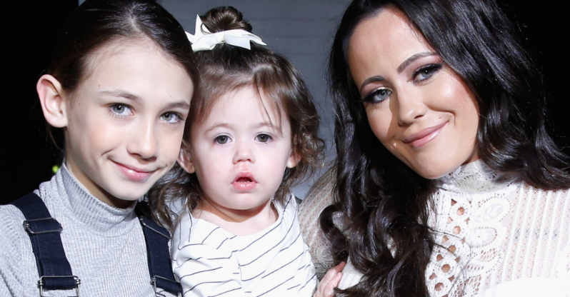 Exclusive! Jenelle Evans Clears Up Rumors About Moving Back In With David Eason