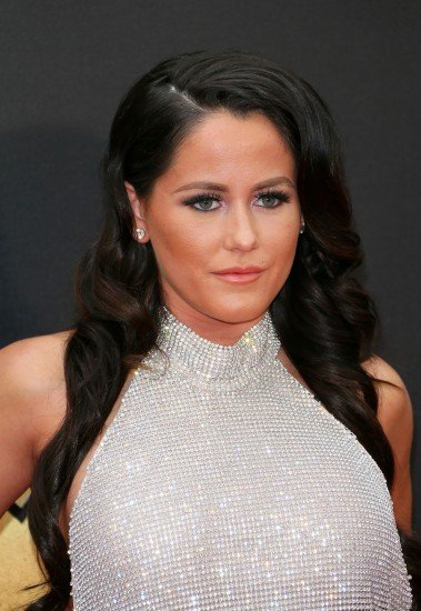 close up of jenelle evans at mtv movie awards